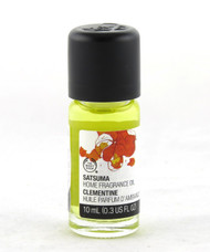Satsuma Home Fragrance Oil The Body Shop 0.3oz