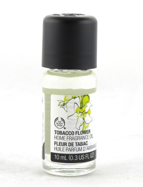 Tobacco Flower Home Fragrance Oil The Body Shop 0.3oz