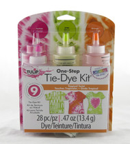 Tropical Twist One Step Tie Dye Kit Tulip