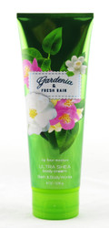 Gardenia Fresh Rain Ultra Shea Body Cream Bath and Body Works 8oz