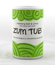Rosemary Mint Citrus Zum Tub Shaker Can Bath Salts Indigo Wild 12oz