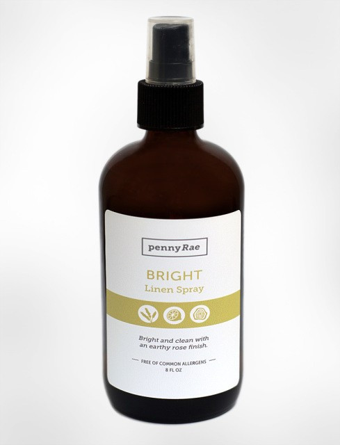 Bright Linen Room Spray pennyRae 8oz