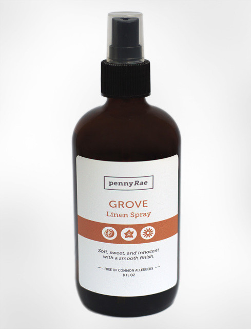 Grove Linen Room Spray PennyRae 8oz