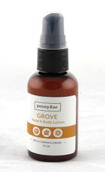 Grove Hand and Body Lotion Penny Rae 2oz