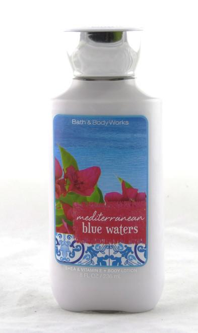 Mediterranean Blue Waters Body Lotion Bath and Body Works 8oz