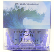 Eucalyptus Mint & Waves Wallflower Fragrance Refill Bulb 2-Pack Bath and Body Works