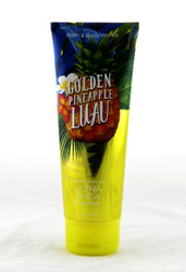 Golden Pineapple Luau Ultra Shea Body Cream Bath and Body Works 8oz