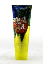 Golden Pineapple Luau Ultra Shea Body Cream Bath and Body Works 8oz