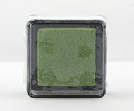 Stem Green Pre-Inked Mini Stamp Pad Martha Stewart