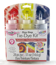 Psychedelic One Step Tie Dye Kit Tulip