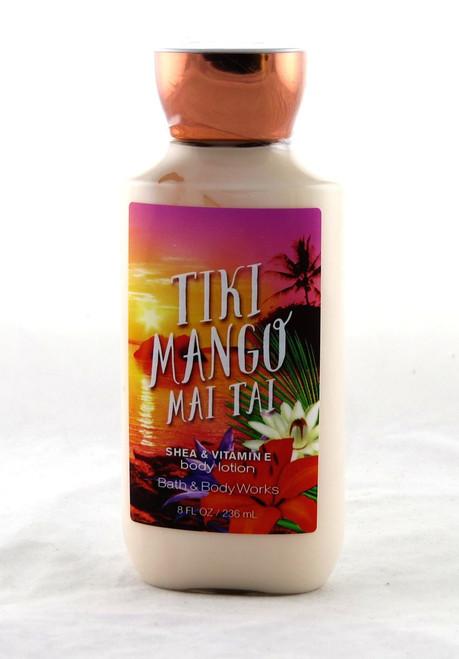 Tiki Mango Mai Tai Body Lotion Bath and Body Works 8oz