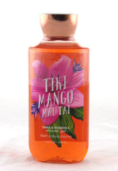 Tiki Mango Mai Tai Shower Gel Bath and Body Works 10oz