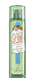 Peach Honey Almond Fine Fragrance Spray Bath and Body Works 8oz
