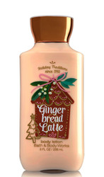 Gingerbread Latte Body Lotion Bath and Body Works 8oz