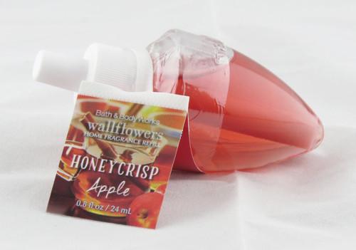 Honeycrisp Apple Wallflower Fragrance Bulb Refill Bath and Body Works 0.8oz