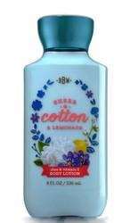 Sheer Cotton Lemonade Body Lotion Bath and Body Works 8oz