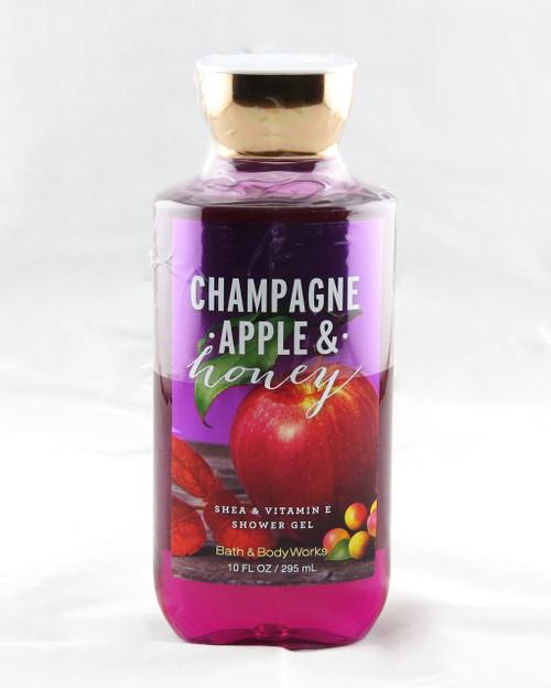 Champagne Apple & Honey Shower Gel Bath and Body Works 10oz