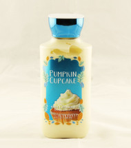 Pumpkin Cupcake Body Lotion Bath and Body Works 8oz