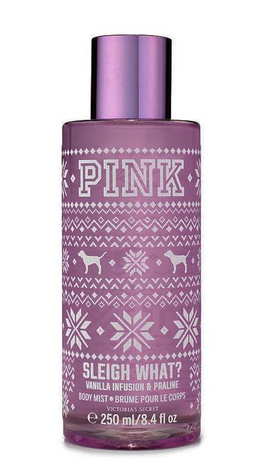 Sleigh What? PINK Body Mist Victoria's Secret 8.4oz