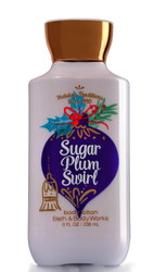 Sugar Plum Swirl Body Lotion Bath and Body Works 8oz