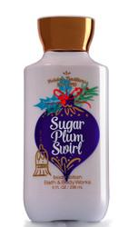 Sugar Plum Swirl Body Lotion Bath and Body Works 8oz
