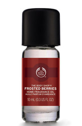 Frosted Berries Home Fragrance Oil The Body Shop 0.34oz