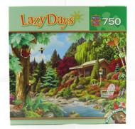 Lazy Days Time To Relax 750 Piece Jigsaw Puzzle Alan Giana Masterpieces
