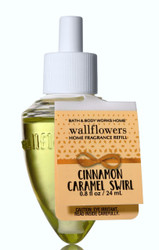 Shop now for Bath and Body Works Wallflower Fragrance Bulb Cinnamon Caramel Swirl