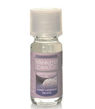 Honey Lavender Gelato Home Fragrance Oil Yankee Candle 0.3oz