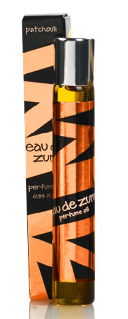 Patchouli Eau de Zum Roll On Perfume Oil Indigo Wild 0.33oz