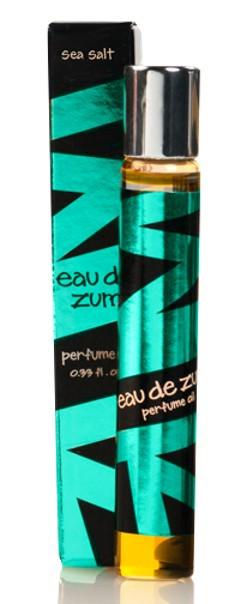 Sea Salt Eau de Zum Roll On Perfume Oil Indigo Wild 0.33oz