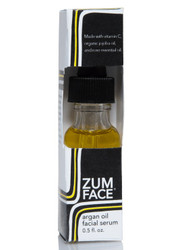 Argan Oil Zum Face Facial Serum Indigo Wild 0.5oz