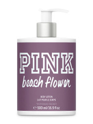 Beach Flower PINK Body Lotion Victoria's Secret 16.9oz