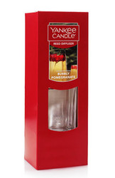 Bubbly Pomegranate Reed Diffuser Set Yankee Candle