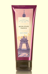 Bonjour Paris Body Cream Bath and Body Works 8oz