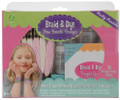 Pretty Pastels Braid & Dye Floss Bracelet Boutique Art Craft Jewelry Kit