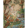Mother Nature Counted Cross Stitch Kit Design Works