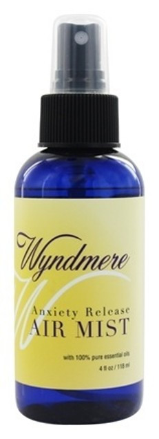 Anxiety Release Aromatherapy Air Mist Wyndmere Naturals 4oz