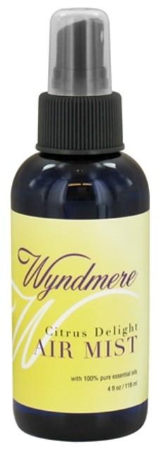 Citrus Delight Aromatherapy Air Mist Wyndmere Naturals 4oz