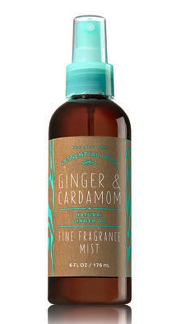 Ginger Cardamom Fine Fragrance Mist Bath and Body Works 6oz