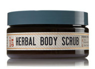 Verbena & Mint Botanical Blend Herbal Body Scrub Bath and Body Works 8oz