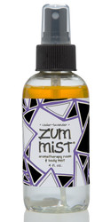 Cedar Lavender Zum Mist Room Body Spray Indigo Wild 4oz
