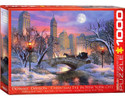 Christmas Eve in New York City 1000 piece Jigsaw Puzzle Dominic Davison