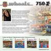 Classic Gas Wheels 750 piece Jigsaw Puzzle Linda Berman