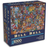 Antiques 1000 piece Jigsaw Puzzle Bill Bell
