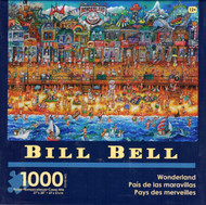 Wonderland 1000 piece Jigsaw Puzzle Bill Bell