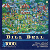 Where Is Woofo 1000 piece Jigsaw Puzzle Bill Bell