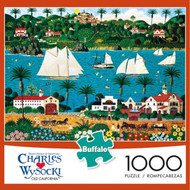 Old California 1000 Piece Jigsaw Puzzle Charles Wysocki