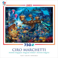 Atlantis Express Fantasy 750 Piece Jigsaw Puzzle Ciro Marchetti