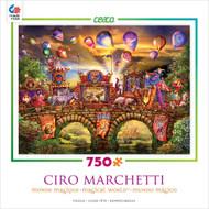 Carnivale Parade Fantasy 750 Piece Jigsaw Puzzle Ciro Marchetti